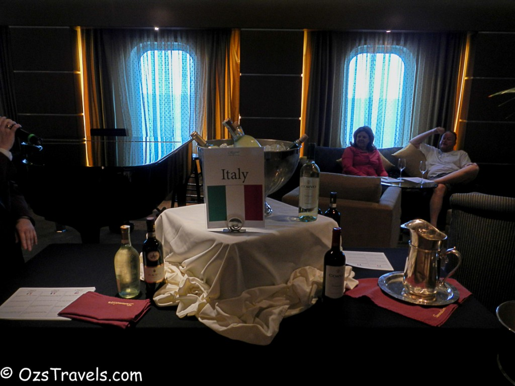 2014 South America Cruise Day 6 - At Sea